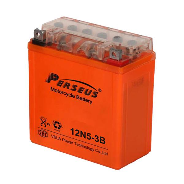 12n5-bs 12v 5ah gel type motorcycle battery