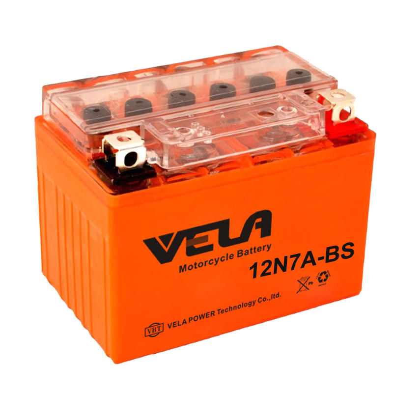 12N7A 12V7AH Gel Motorcycle Battery with Ce and UL