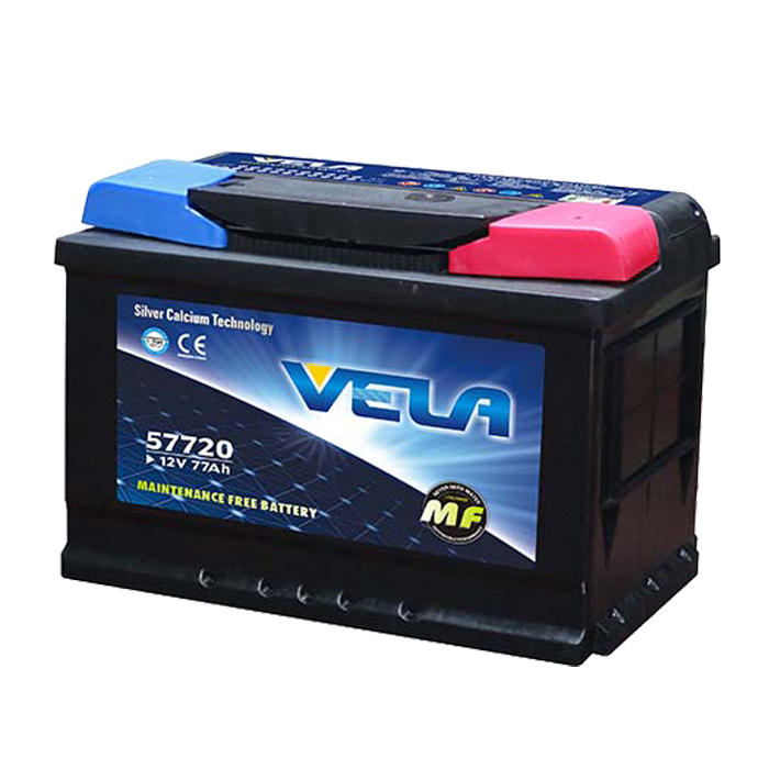 DIN77L 12V77Ah Car Battery Reliable