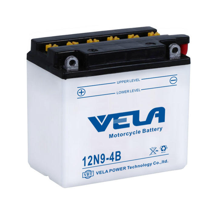 12N9-4B 12V 9Ah conventional battery