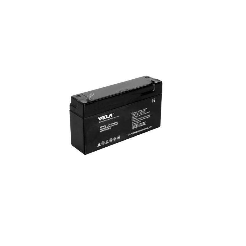 FP632 6V 3.2Ah AGM Battery with VELA Brand