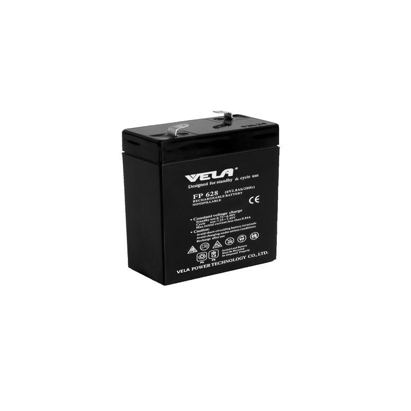 FP628 6V 2.8Ah VRLA Battery Manufacturer