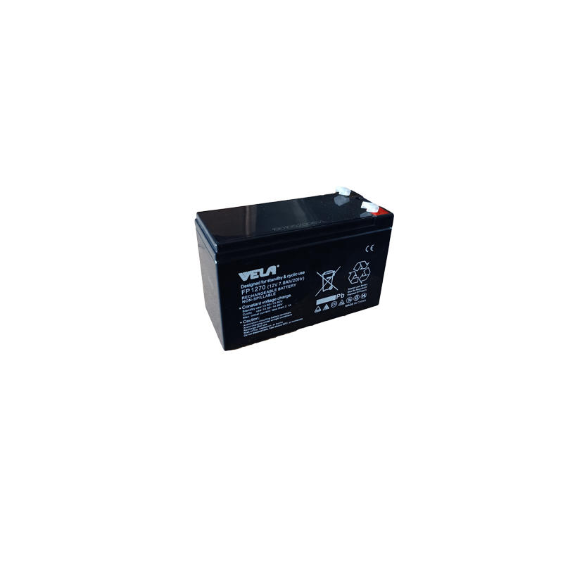 FP1270 12V 7Ah UPS Battery for Wheelchair Power