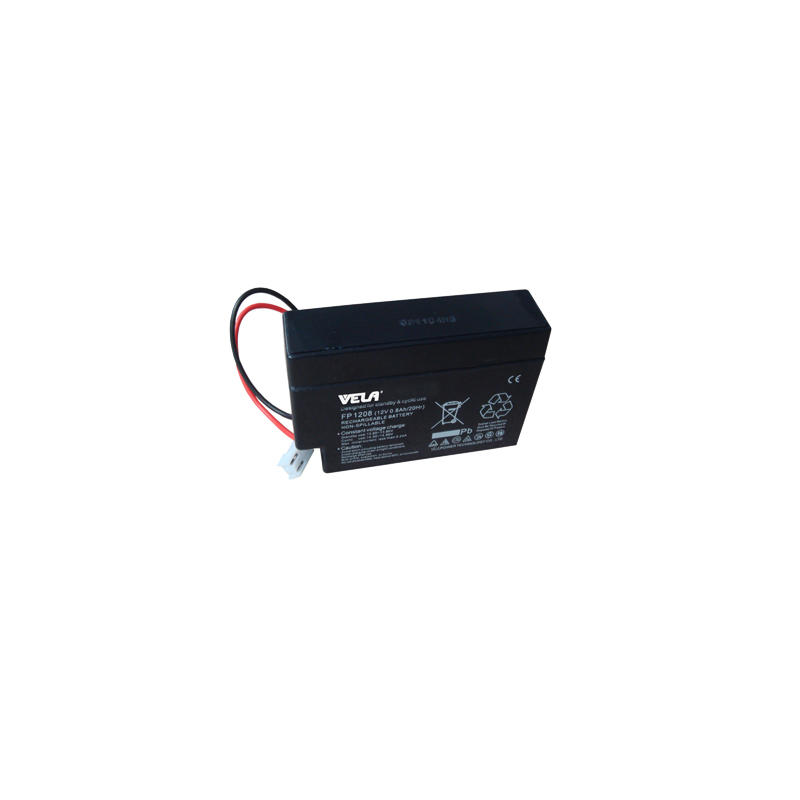FP1208 12V 0.8Ah AGM Battery Sealed Maintenance Free Battery