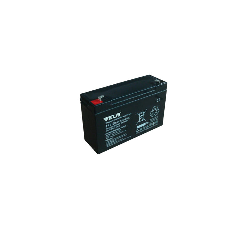FP6120 6V 12Ah Small UPS Backup Battery