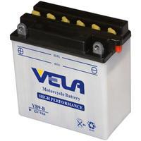 YB9-B 12V 9Ah dry cell motorcycle battery