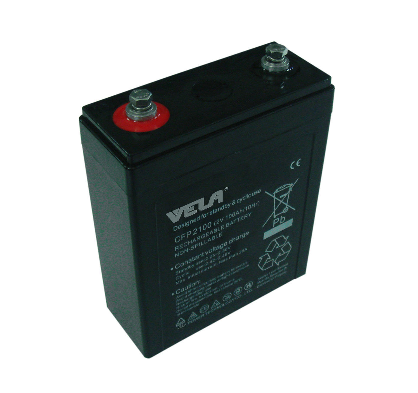 CFP2100 2V 100Ah AGM VRLA Batteries