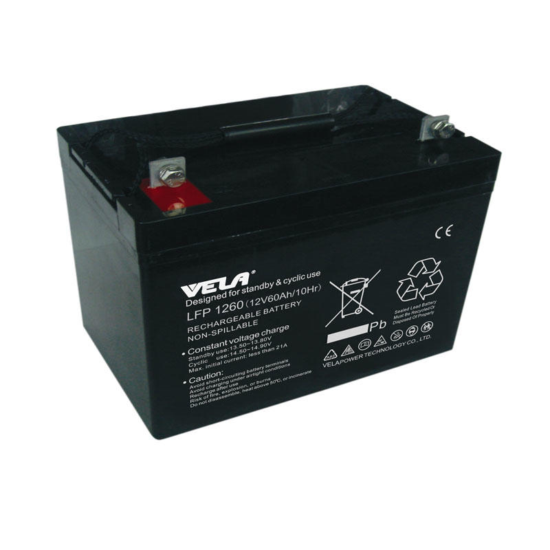 LFP1260 12V 60Ah UPS Battery for Electrical Usage