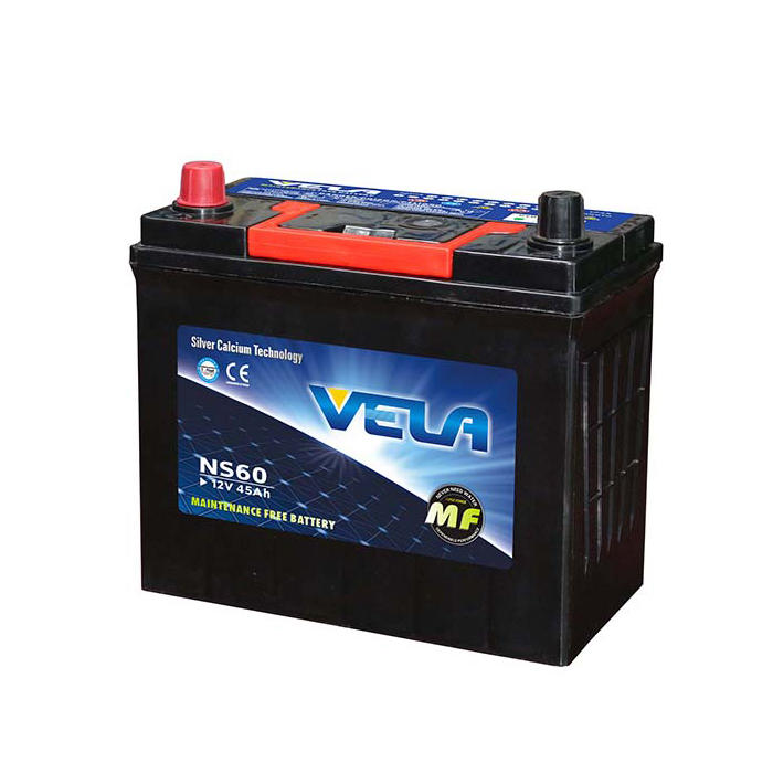 NS60 12V45AH MF Car Battery Dependable