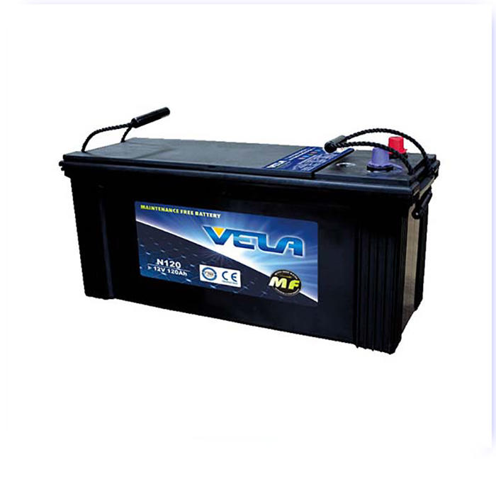 N120 12V120Ah MF Car Battery for Volvo
