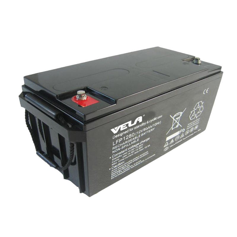 LFP1280 12V 80Ah Uninterruptible Power Source Battery