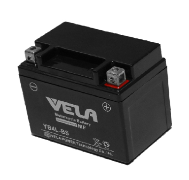YB4L 12v4ah Safe and reliable maintenance-free Motorbike Battery