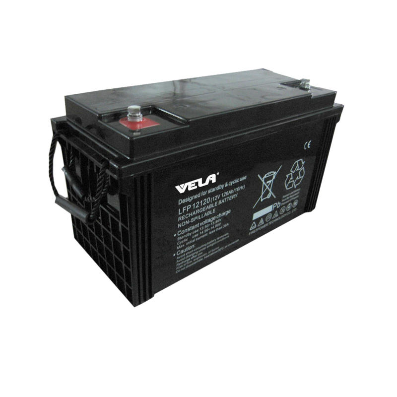 LFP12120 12V 120Ah Battery with 12V Battery Type