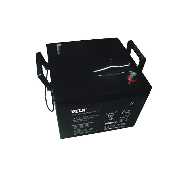 LFP12110 12V 110Ah Power Backup for PC