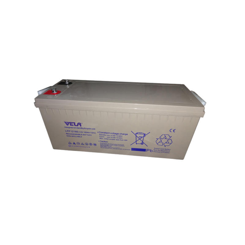 LFP12160 12V 160Ah Sealed Agm Battery