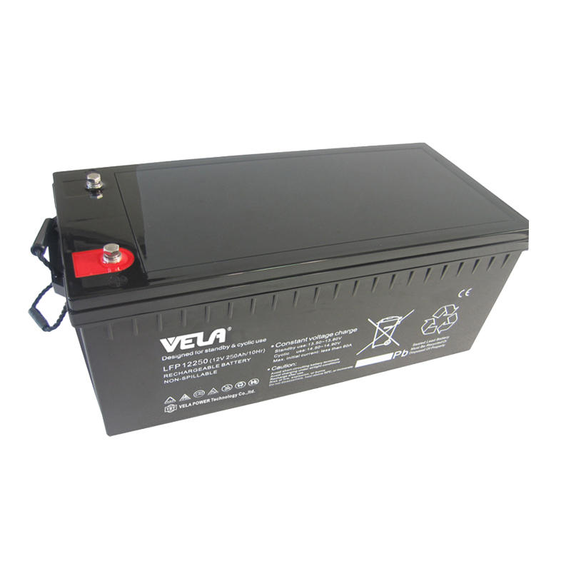 LFP12250 12V 250Ah UPS Battery with More Details