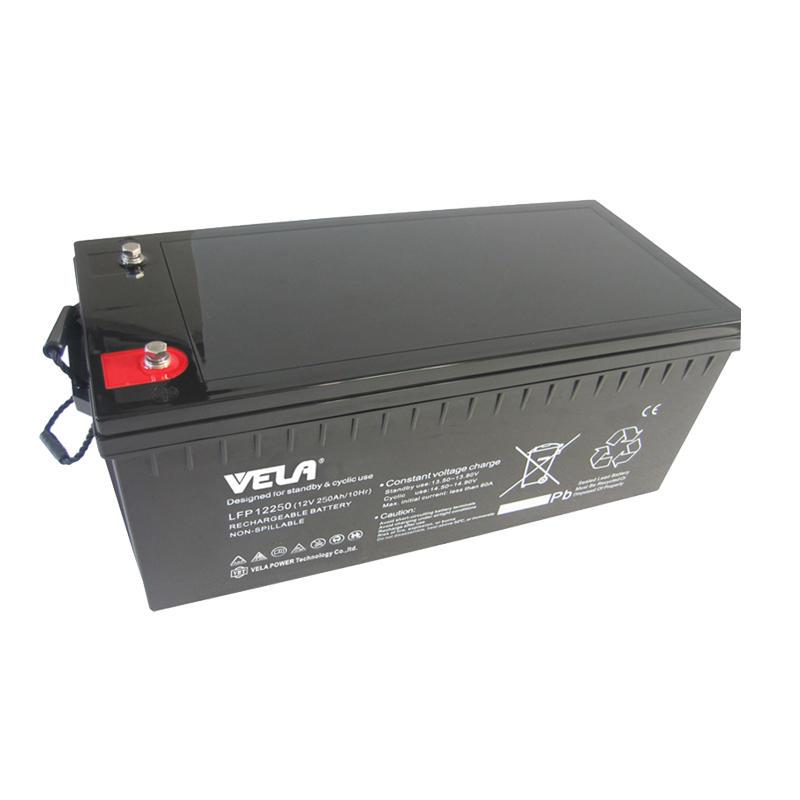 LFP12250 12V 250Ah UPS Battery with More Details