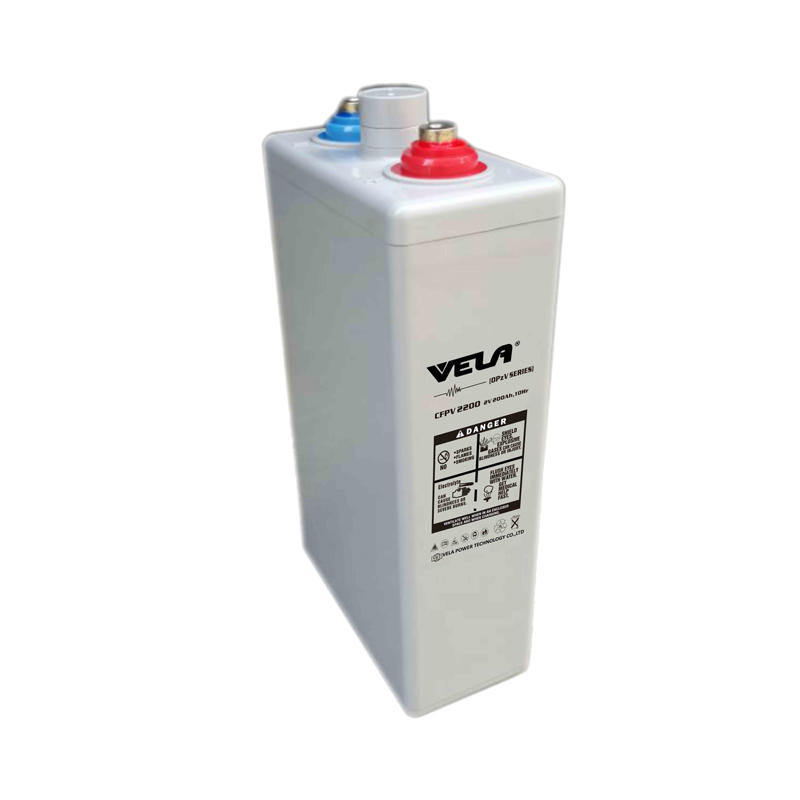 CFPV2200 2V 200Ah OPzV Battery Manufacturers
