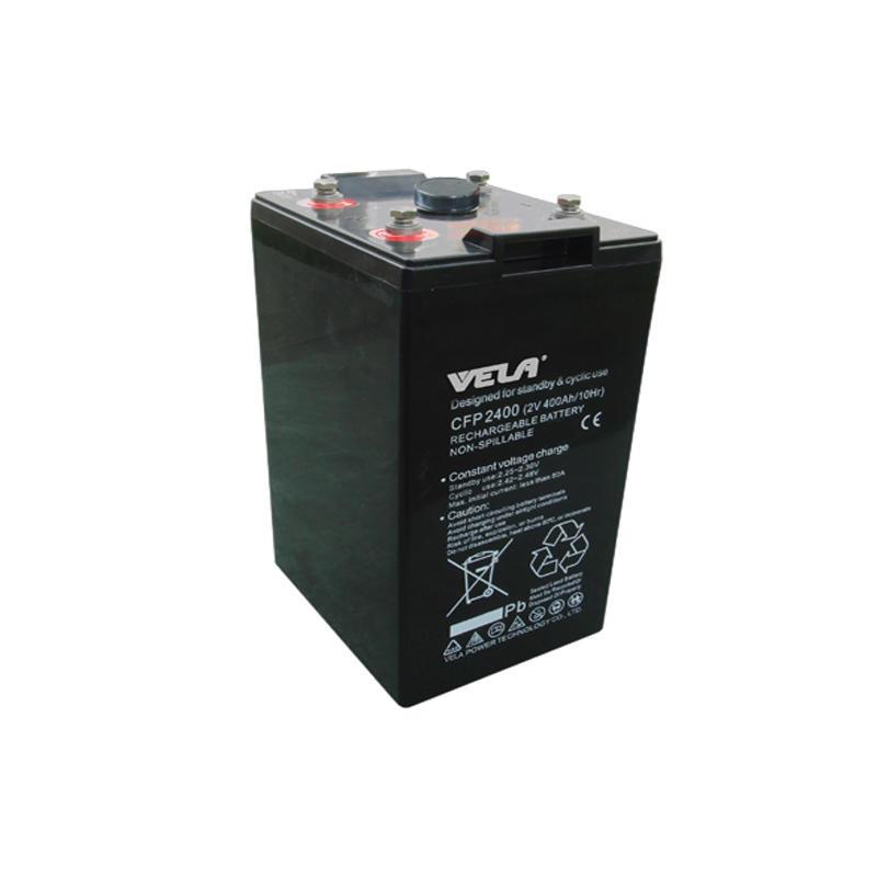 CFP2400 2V 400Ah 2V Industrial Battery