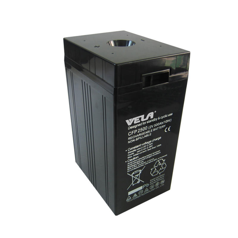 CFP2500 2V 500Ah 2V AGM Battery Manufacturer