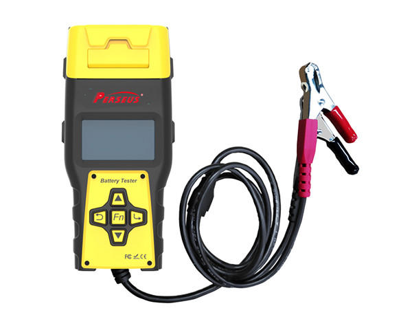 12V Digital  Battery Tester Ba1000 with Built-in Printer