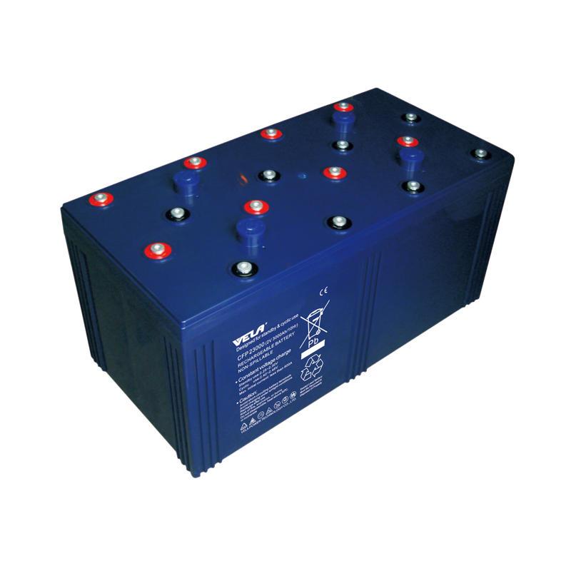 CFP23000 2V 3000Ah AGM lead acid battery