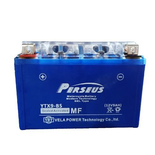 YTX9 12V 8AH gel cell rechargeable battery for motorcycle