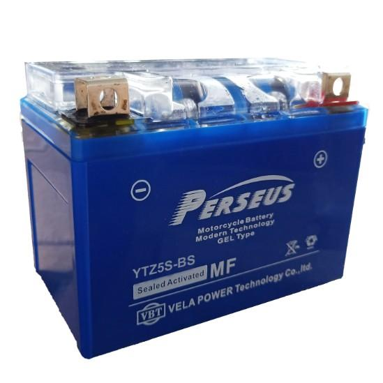 YTZ5S-BS 12v4ah gel motorcycle batteries