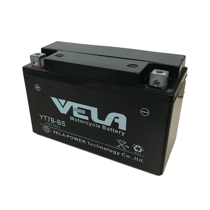 YT7B 12V6AH Sealed Agm Motorcycle Batteries near me