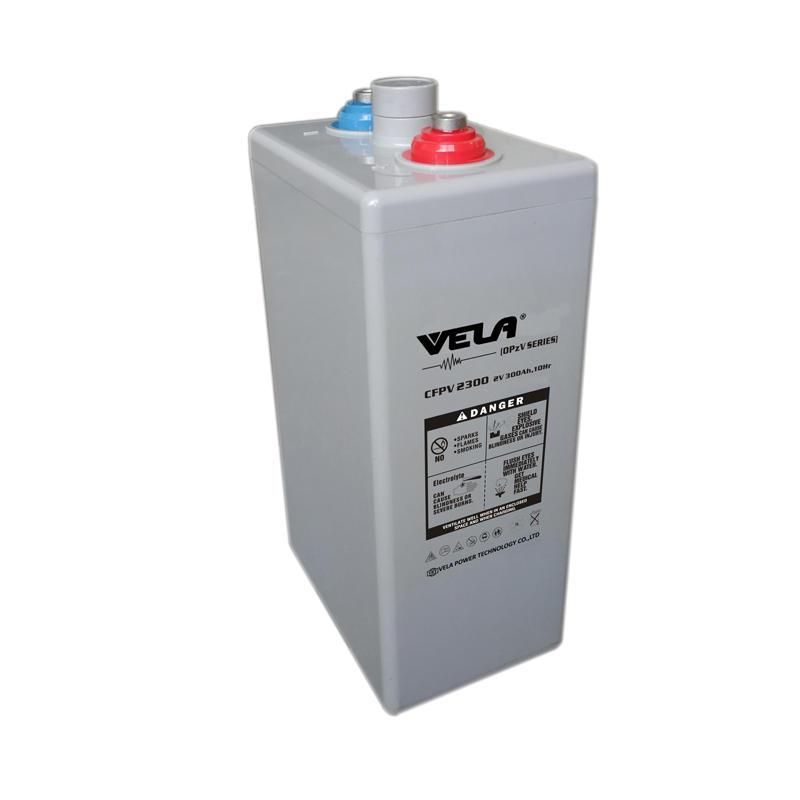 2V OPzV battery solar battery 2V 300Ah battery
