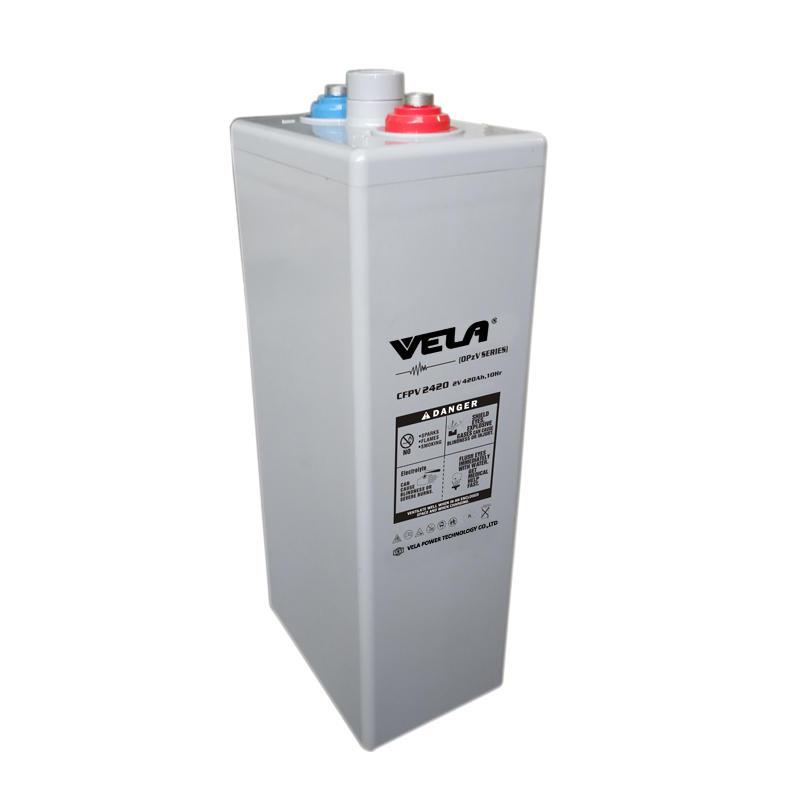 CFPV2420 2V 420Ah Tubular GEL Solar Battery