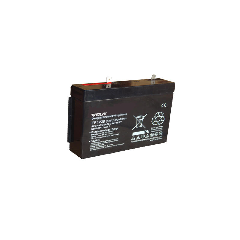 FP1228 12v 2.8ah online ups battery for power supply