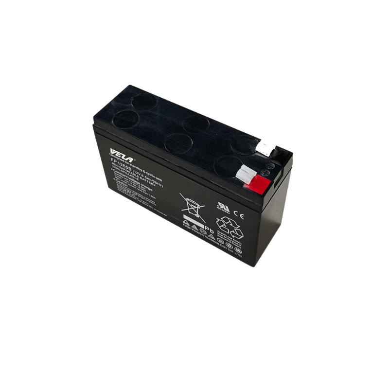 FP1265S 12V 6.5ah valve regulated rechargeable battery