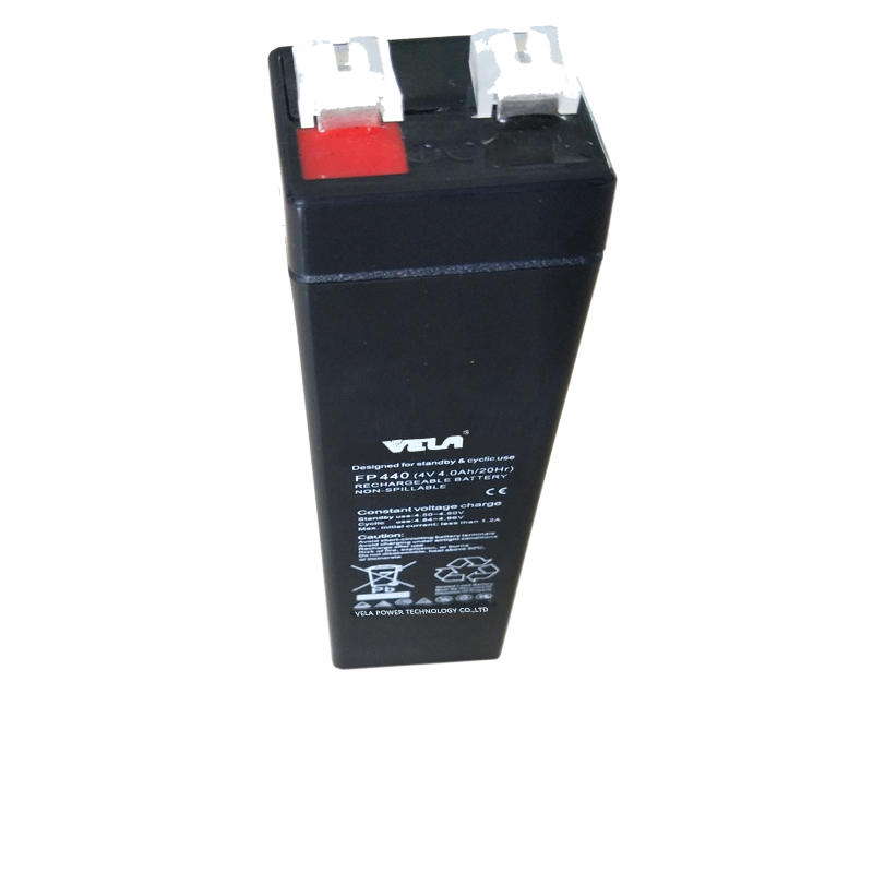 FP440 4V 4Ah Battery for Rechargeable Lead Acid Battery