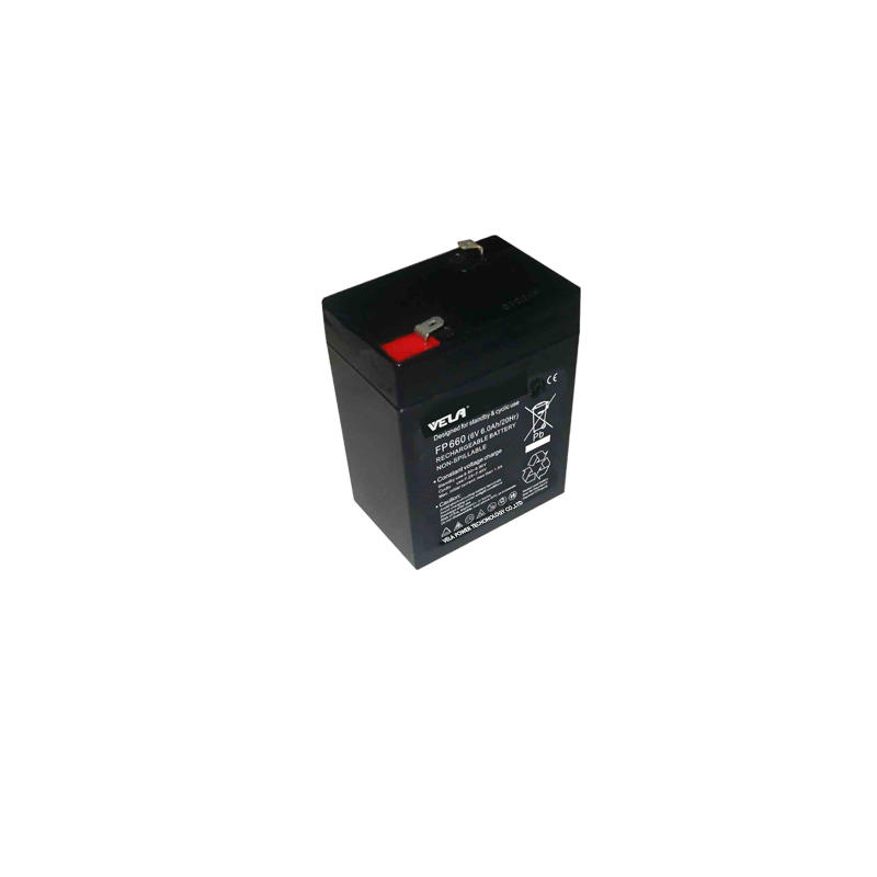 FP660 6V 6Ah 6volt UPS Battery For Ups Supplies