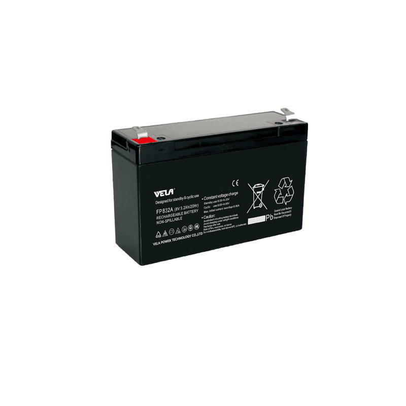 FP832A Factory Price 8V 3.2Ah Industrial UPS Battery