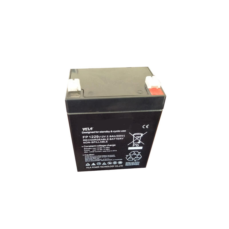 FP1229 12V 2.9Ah AGM Battery For Battery Backup Systems