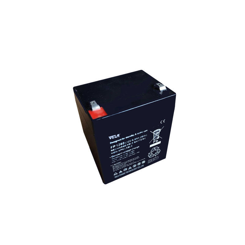 FP1260 12V 6Ah Battery For Industrial Uninterruptible Power Supply