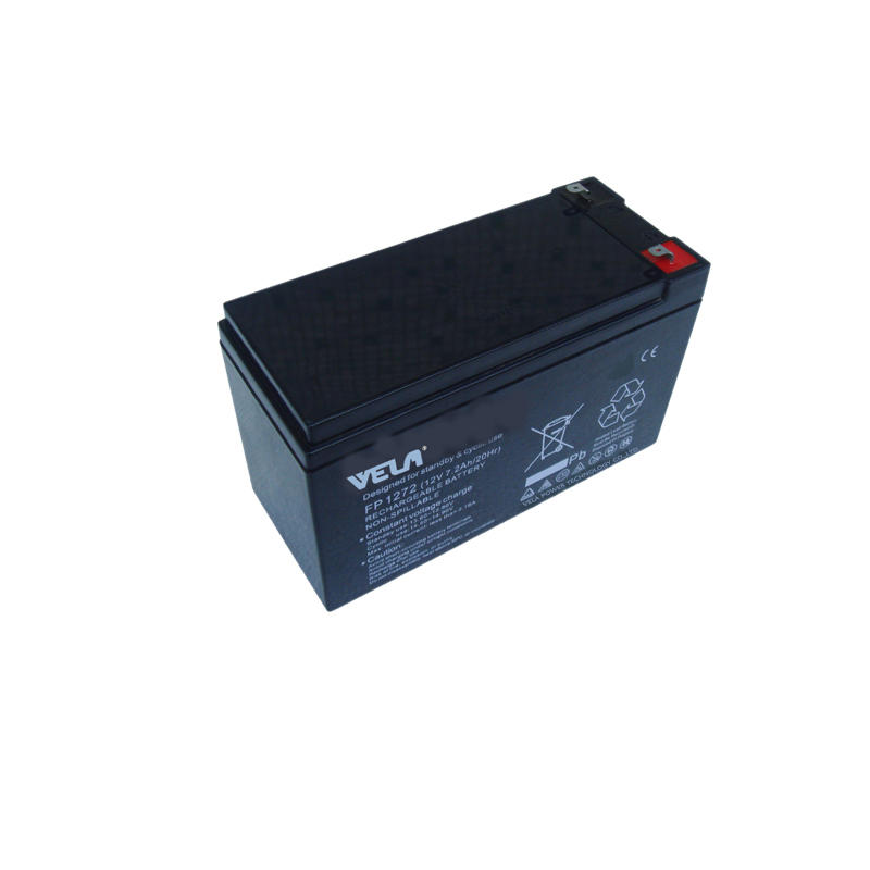 FP1272 12V 7.2Ah 12V Rechargeable Battery Manufacturer