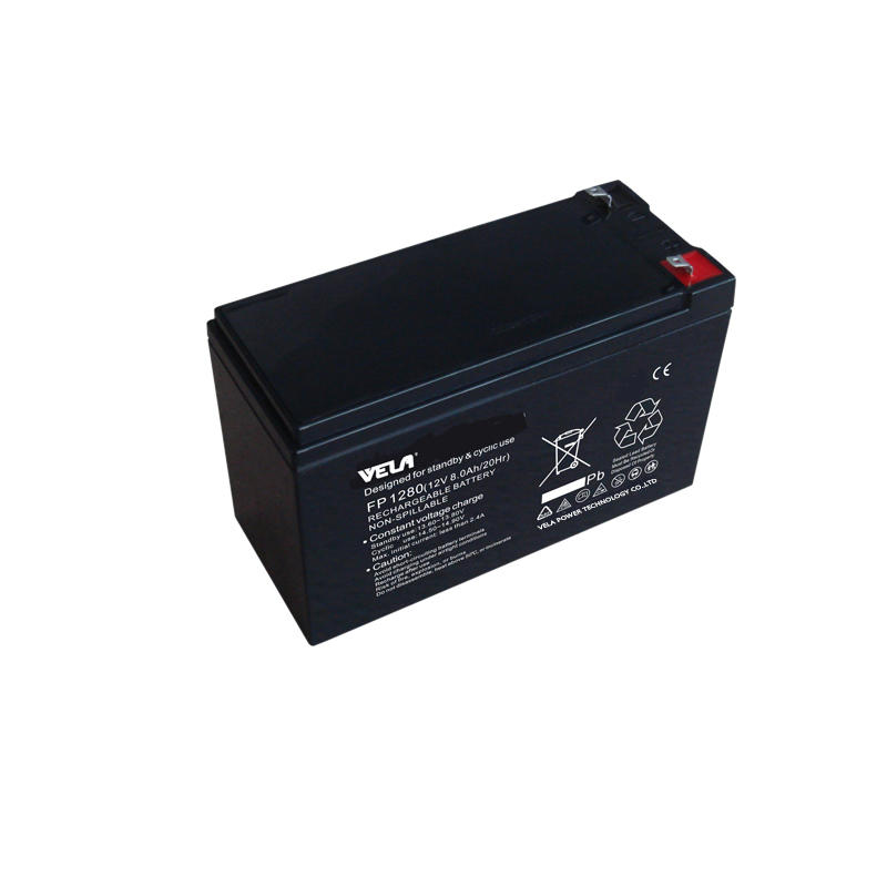 FP1280 12V 8Ah Small Ups Battery with OEM Brand