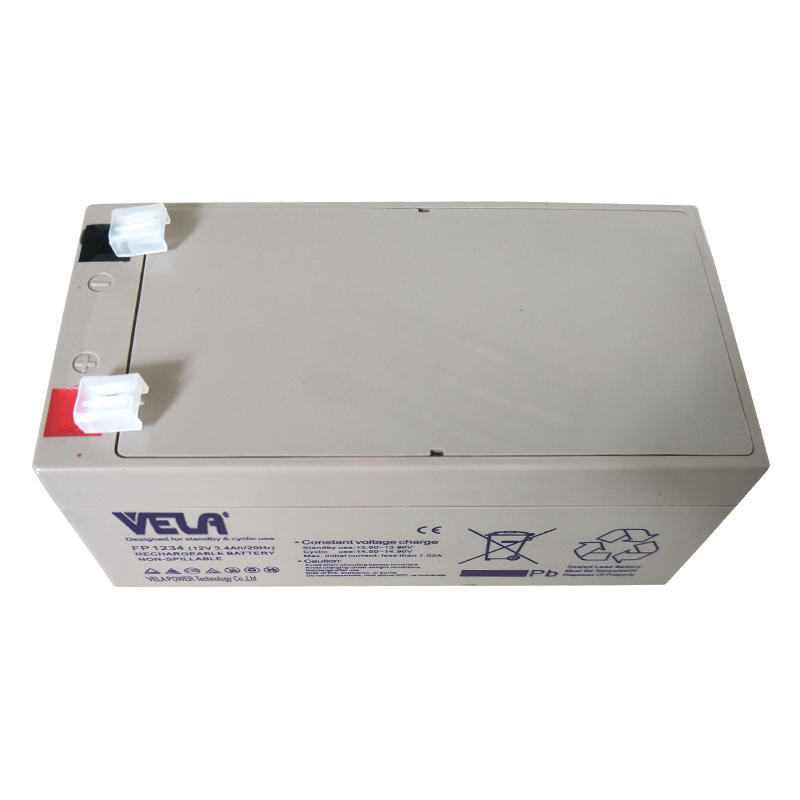 FP1234 12V 3.4Ah AGM battery Used for Toys