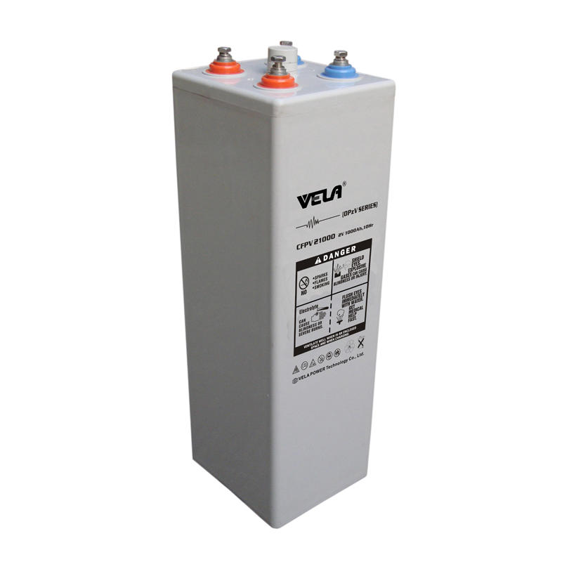CFPV21000 2V 1000Ah OPzV Tubular Batteries