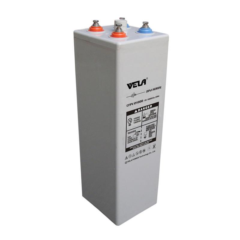 CFPV21000 2V 1000Ah OPzV Tubular Batteries