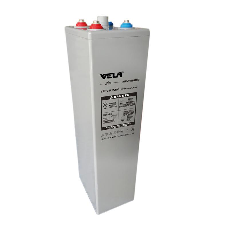 CFPV21500 2V 1500Ah 2V OPzV battery