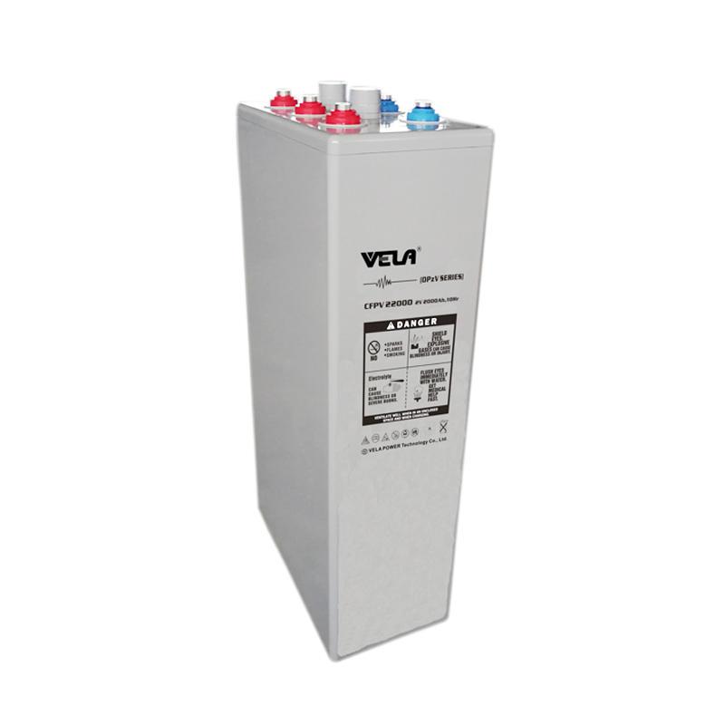 CFPV22000 2V 2000Ah 2V Tubular GEL battery