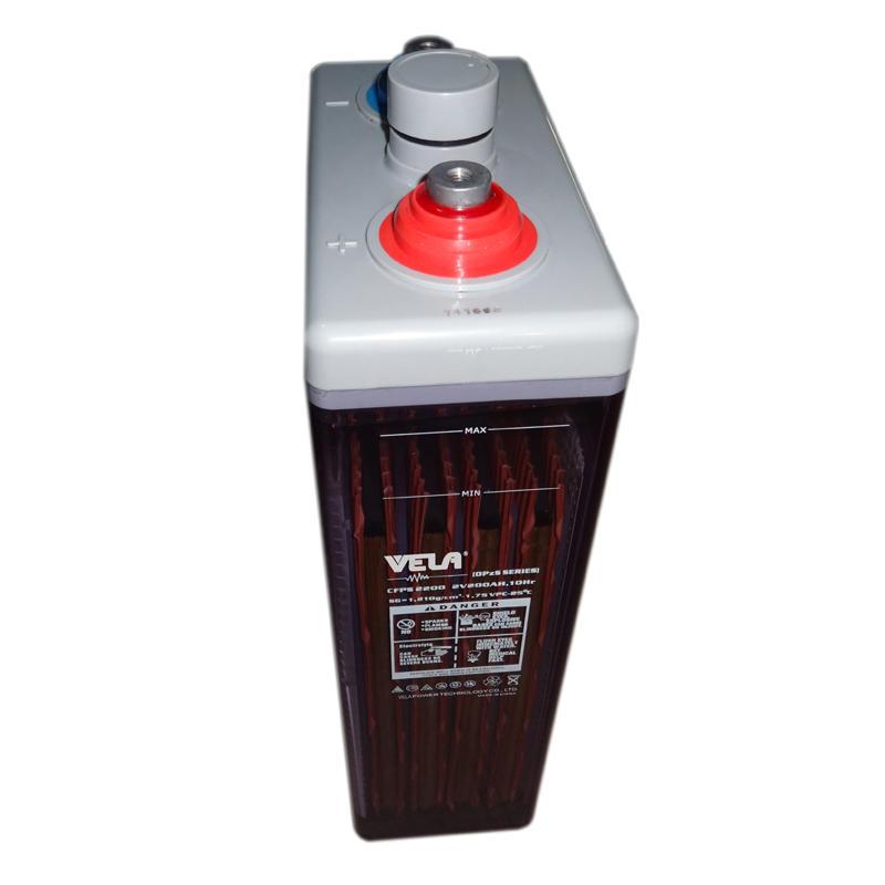 CFPS2200 2V 200Ah OPzS Lead Acid Battery