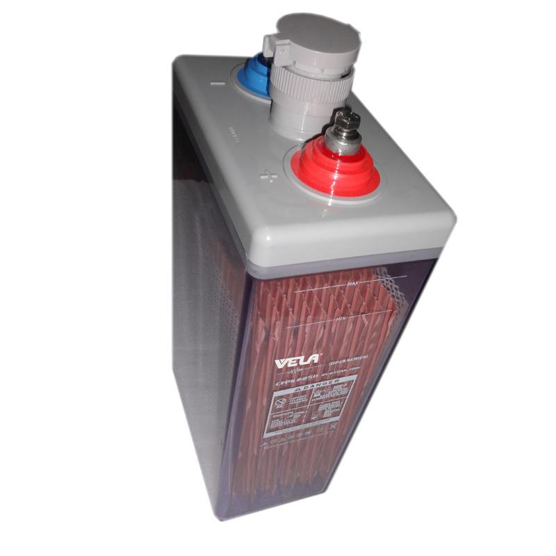 CFPS2250 2V 250Ah OPzS Solar Battery