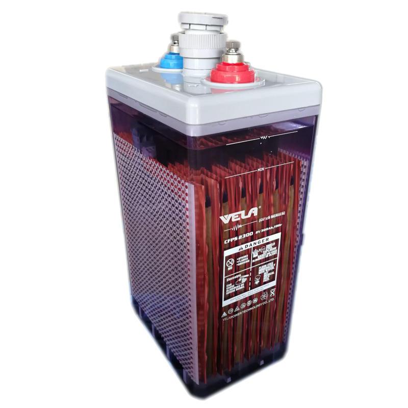 CFPS2300 2V 300Ah OPzS Tubular Battery