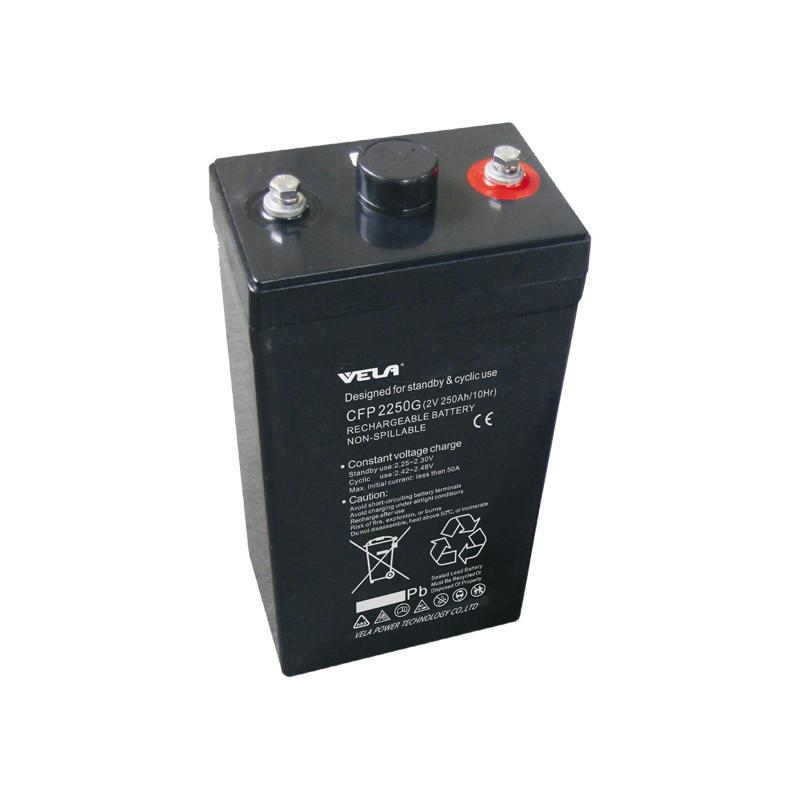 CFP2250G 2V 250Ah Cell Gel Battery