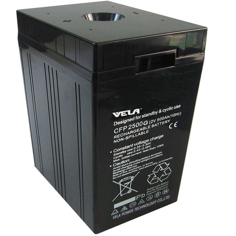 CFP2500G 2V 500Ah Deep Cell Battery